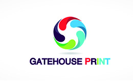 Gatehouse Print logo